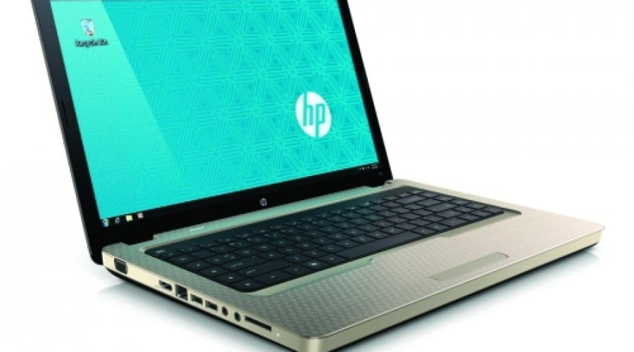 Noul notebook HP G62