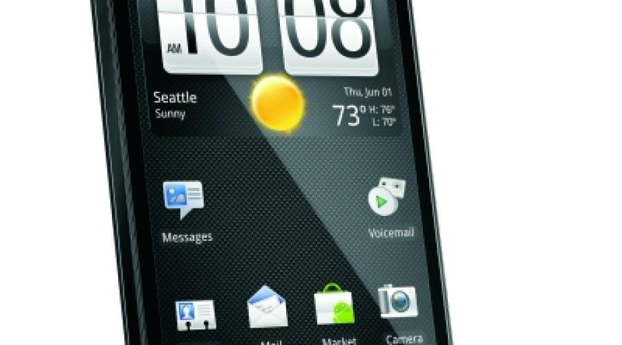 HTC EVO 4G, primul mobil 4G din SUA