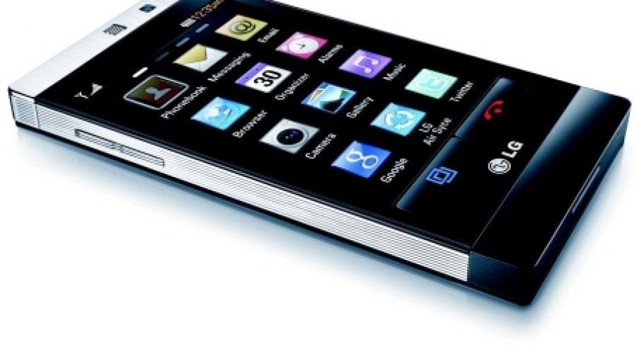 Noul telefon Mini de la LG