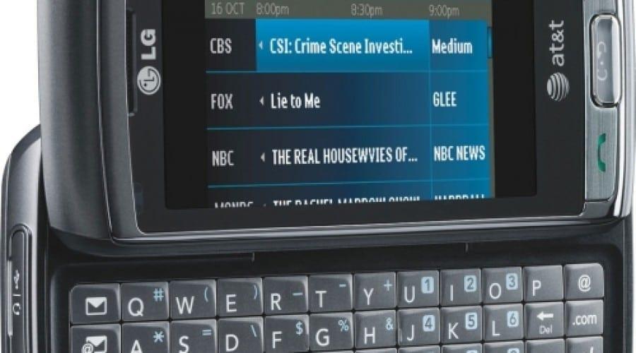 LG Vu Plus aduce televiziunea mai aproape