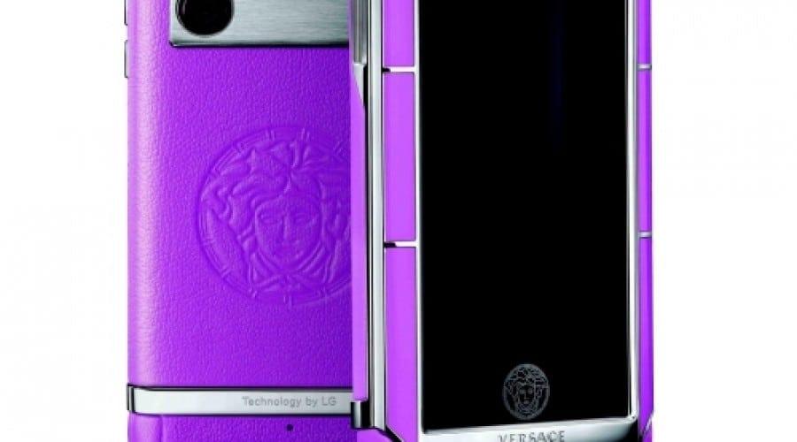 Versace lansează noul mobil Versace Unique