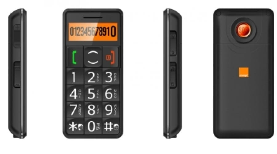 Telefon dedicat seniorilor