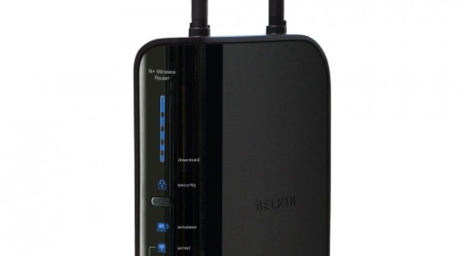 Belkin oferă soluţii wireless performante