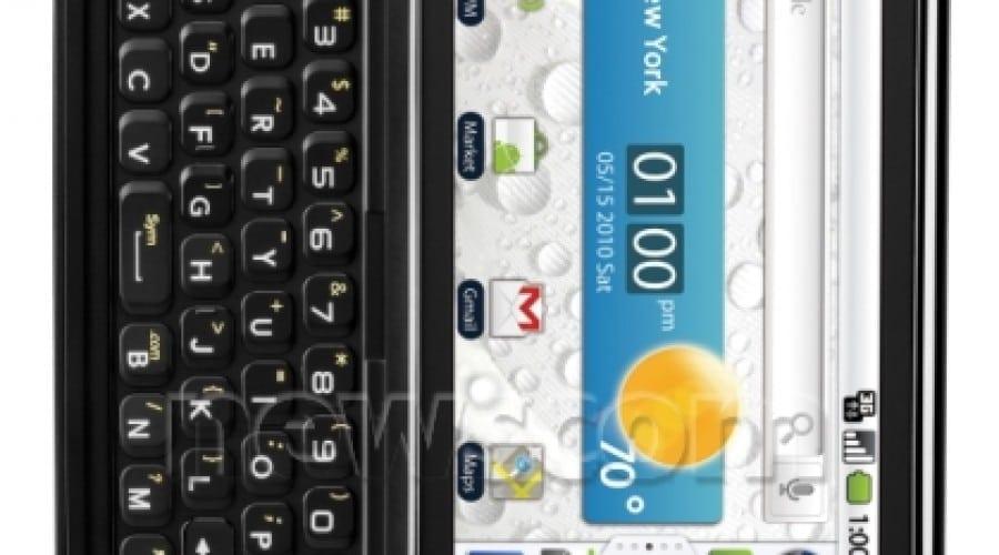 LG Ally, un nou smartphone