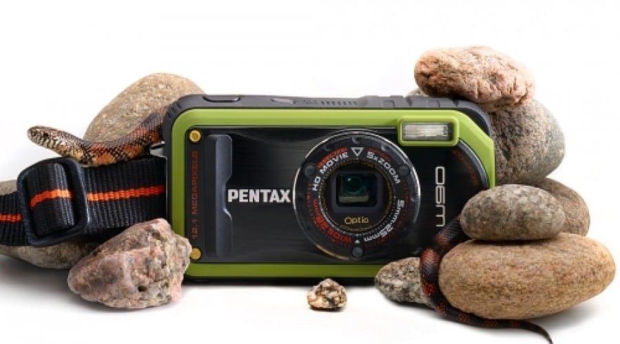 Partenerul aventurilor tale – Pentax W90