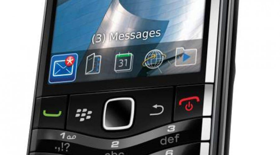 Mic şi puternic – BlackBerry Pearl 3G