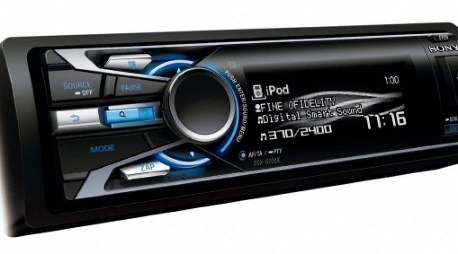 Distracţie în maşină cu sistemele Sony Xplod