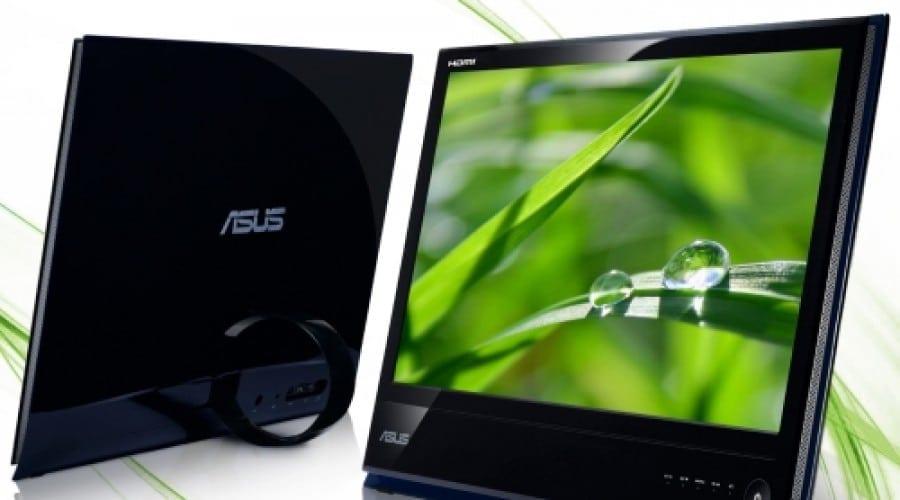 ASUS aduce monitoarele LED Designo