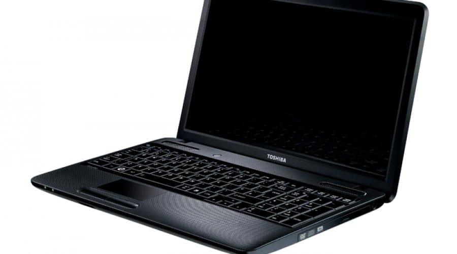 Seria Toshiba Satellite C650, perfectă pentru bugete mici