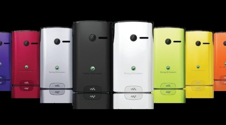 Sony Ericsson anunţă primul Walkman cu touchscreen