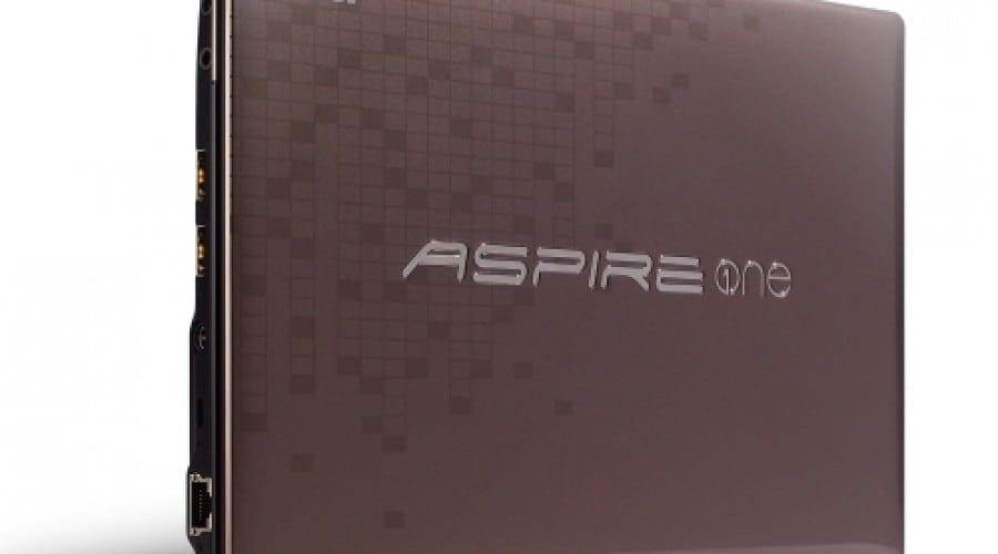 Acer Aspire One primesc o infuzie high tech