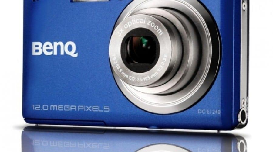 BenQ E1240 filmează HD 720p