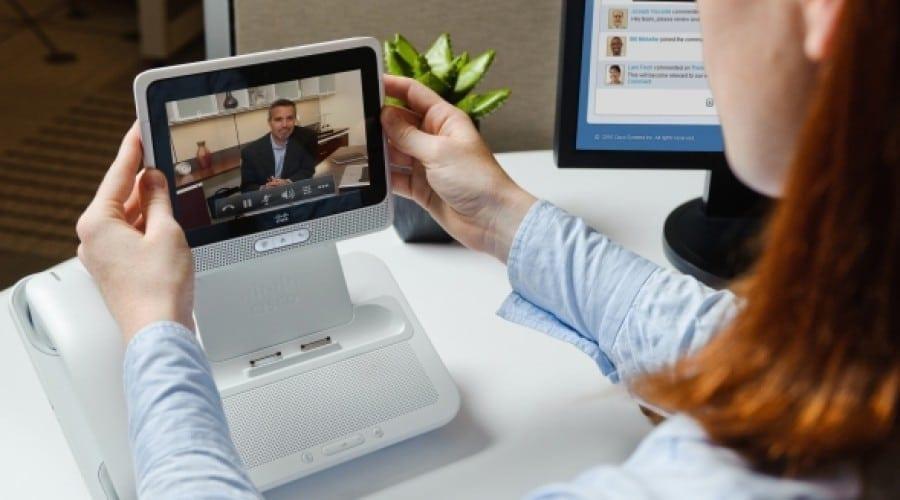 Tablet business de la Cisco