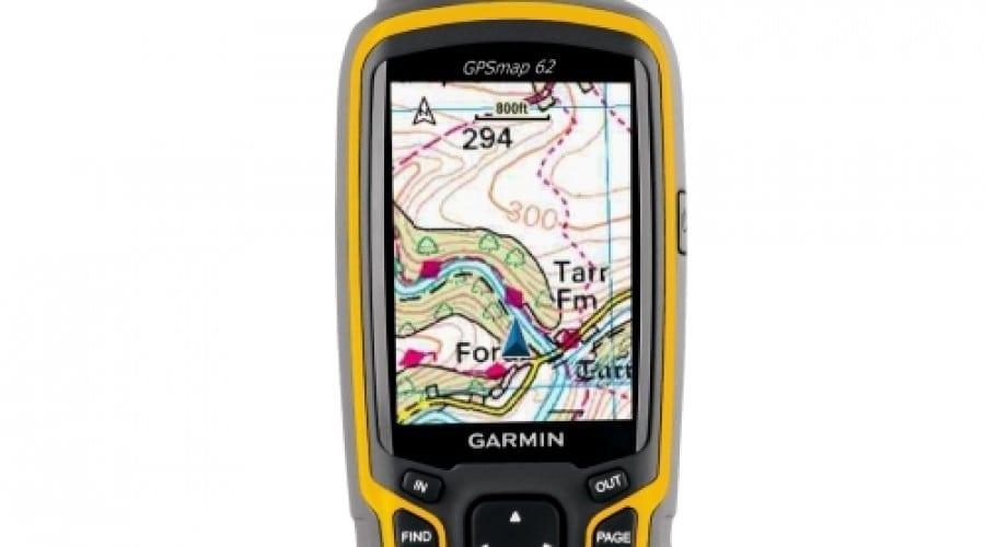 Explorează natura cu Garmin GPSMAP 62