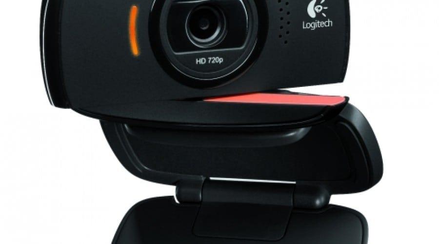 Logitech prezintă lumea în HD cu Logitech c910 HD