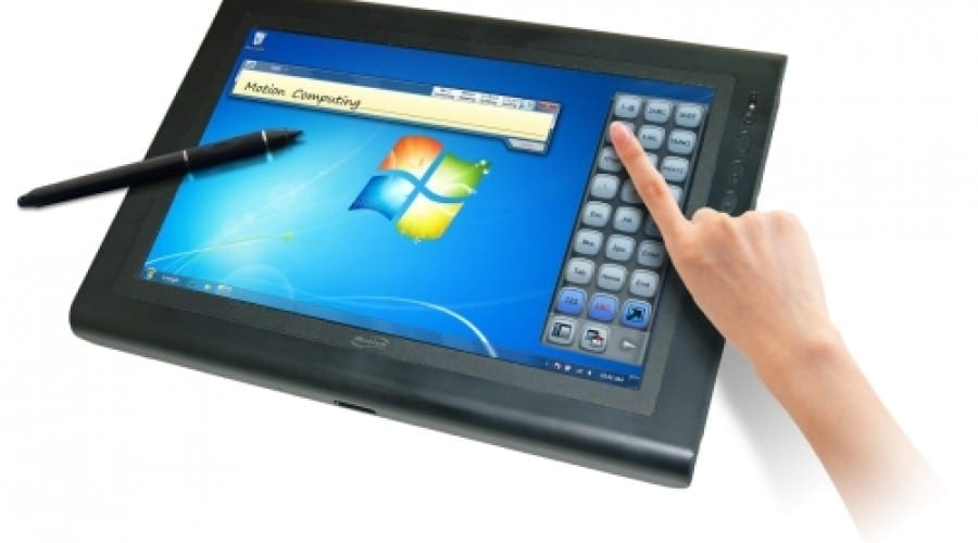 Tablet PC de teren