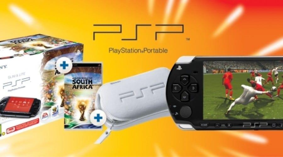 Campionatul Mondial de Fotbal pe PSP