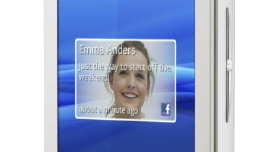 X8, un nou Sony Ericsson Xperia