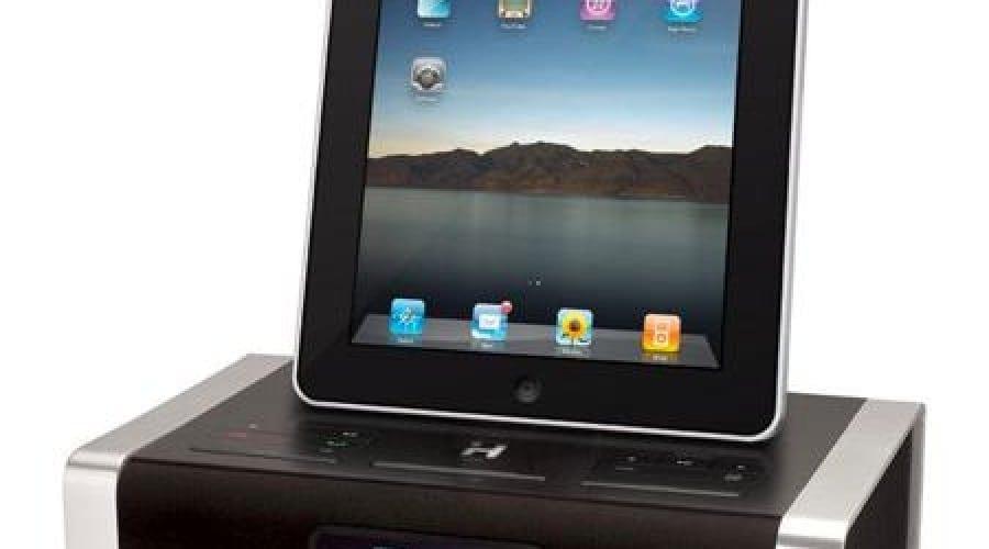iHome combo pentru iPad
