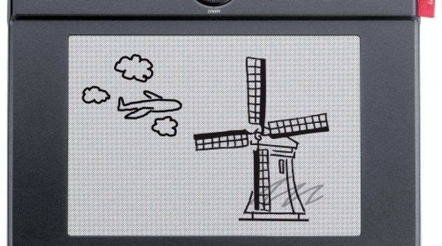 EasyPen M406, tableta grafică fără baterii de la Genius