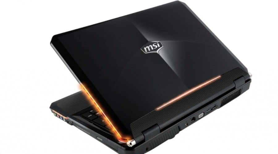Notebook MSI cu sunet de la Dynaudio