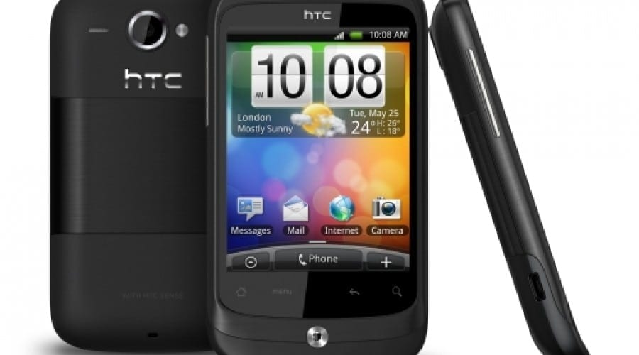 Vodafone lansează HTC Wildfire