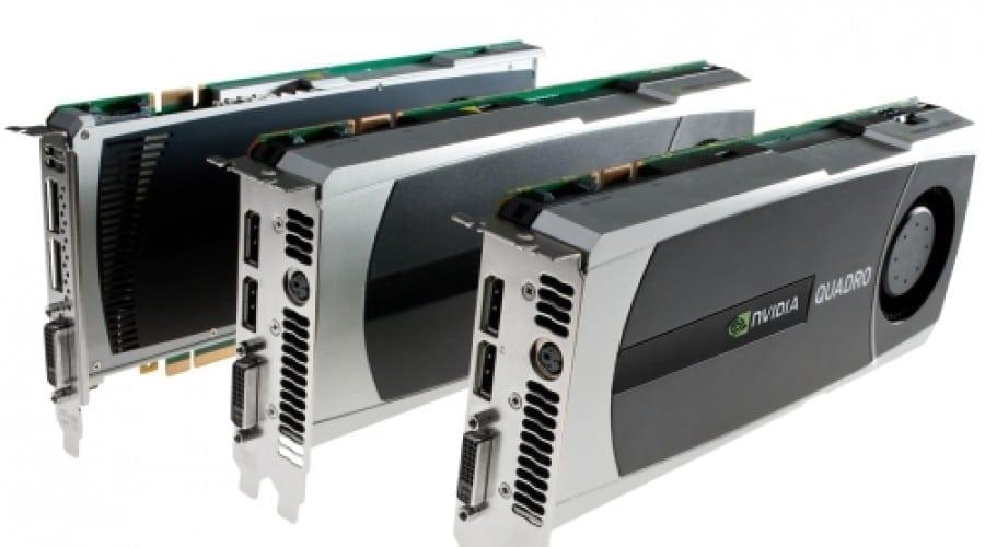 NVIDIA lansează noua serie de unităţi de procesare video profesionale Quadro