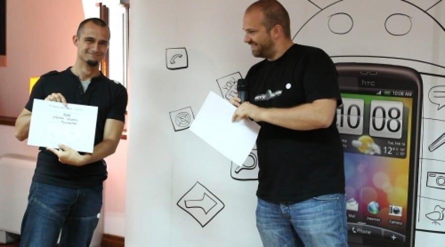 HTC a anunţat câştigătorii Romanian Android Challenge