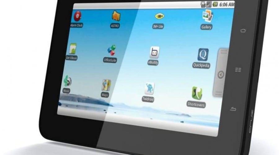 Cruz Reader, tablet sub 200 de dolari