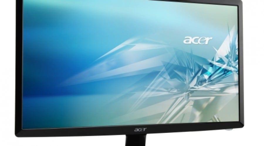 Acer lansează noile display-uri S1