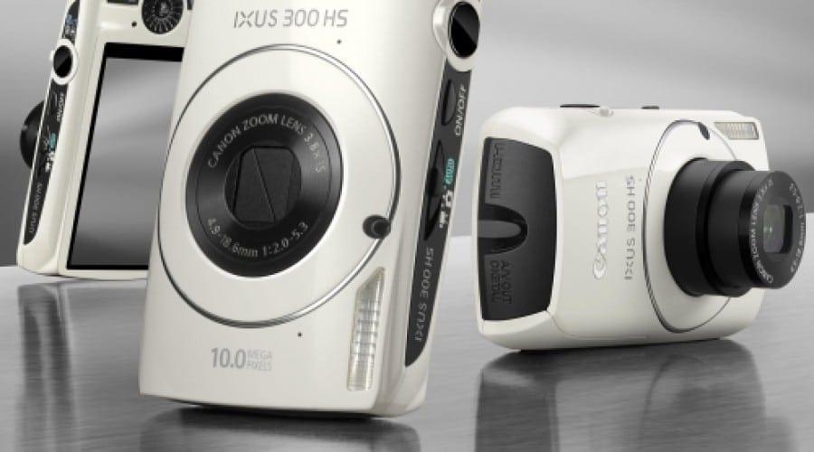Rapiditate, impact puternic – Canon IXUS 300 HS