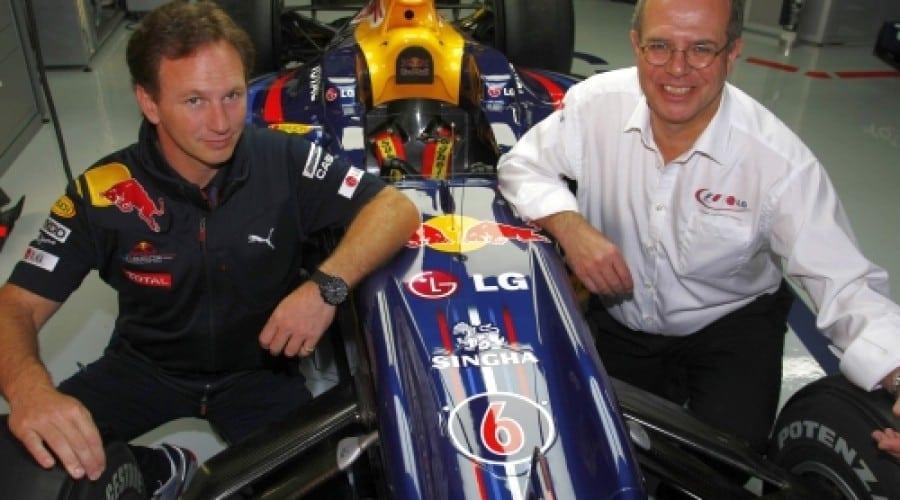 LG şi Red Bull Racing îşi unesc forţele pentru Formula 1