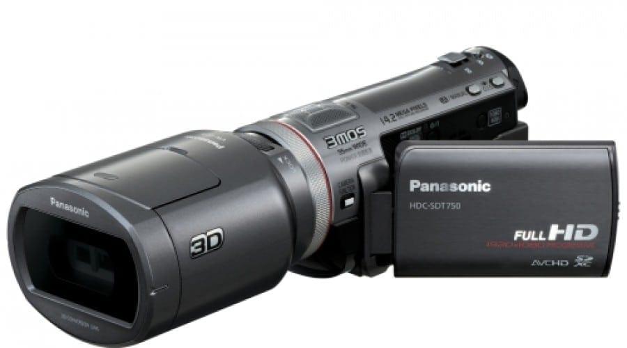 Primul camcorder 3D, lansat de Panasonic