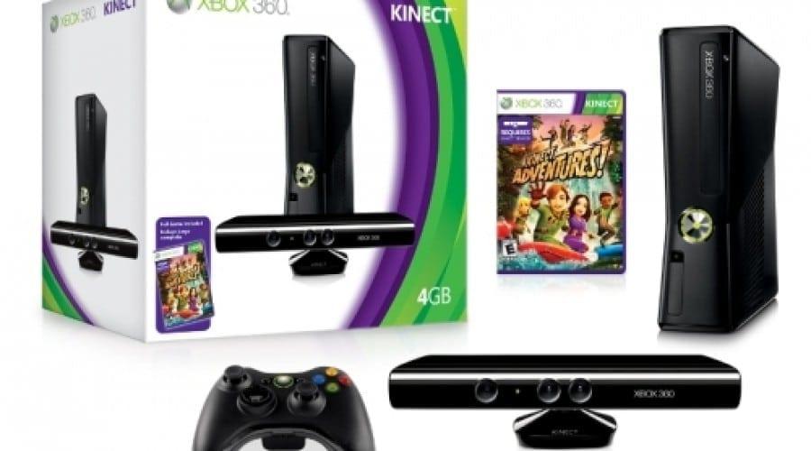 Noul Xbox 360 plus Kinect iese la suprafaţă