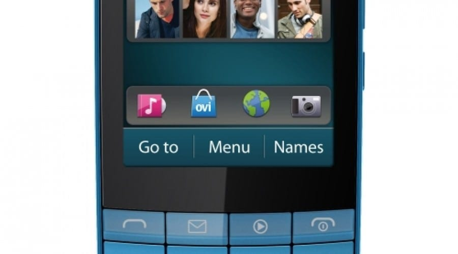 """Nokia X3, cu design """"touch and type"""""""