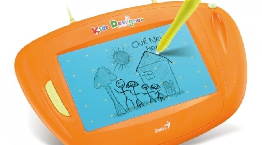 Tabletă grafică pentru cei mici