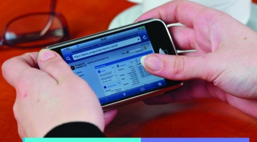 CoSoSys lansează My Endpoint Protector pentru iPhone şi iPad