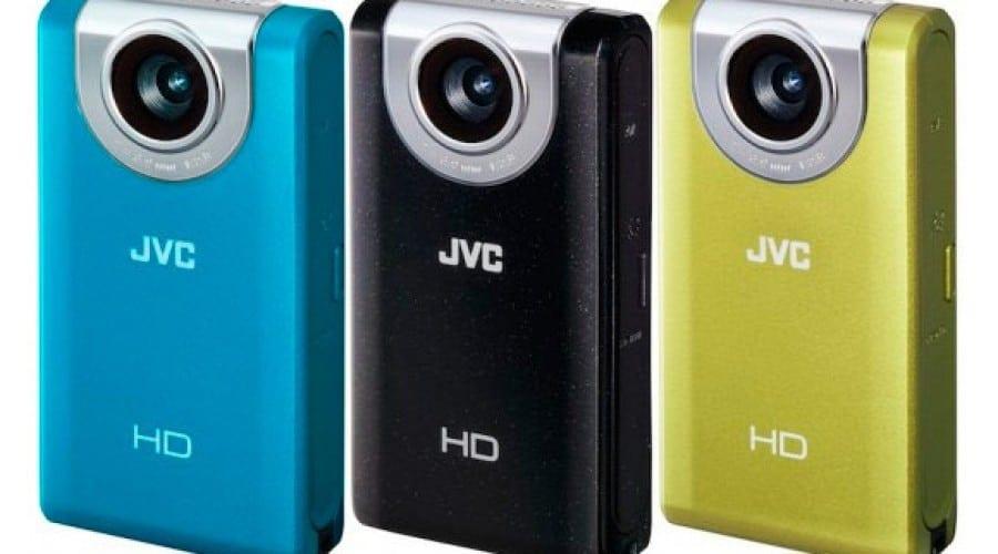 JVC Picsio, camcordere 1080p de buzunar