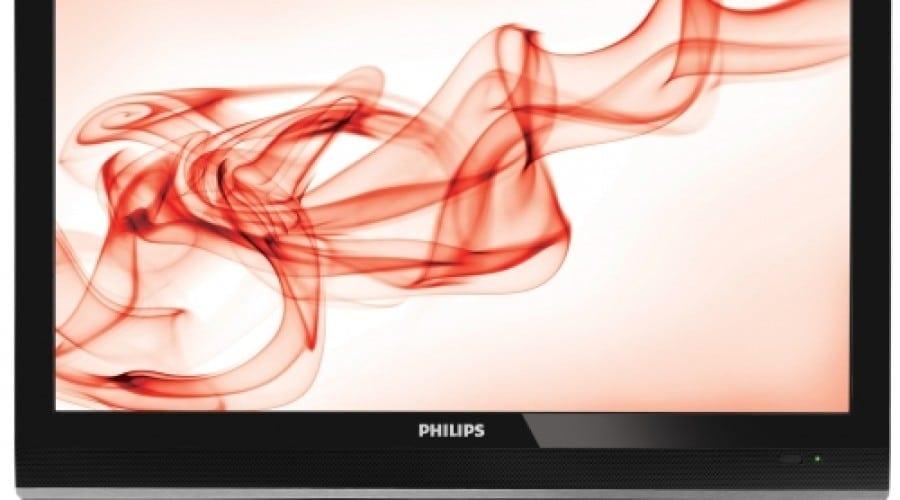 Philips lansează monitorul de 23 inch cu TV Tuner încorporat