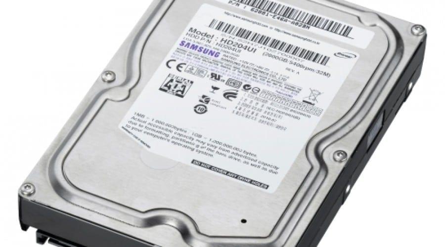 Hard drive EcoGreen de la Samsung