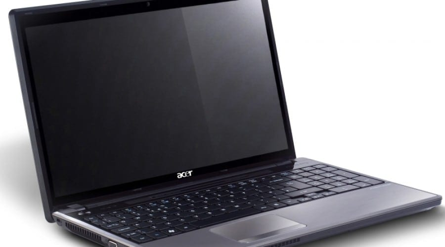 Acer Aspire 5745P, univers digital într-un ecran multi-touch