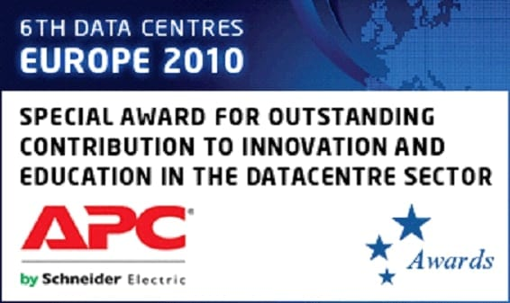 APC by Schneider Electric – premiul special Data Centers Europe