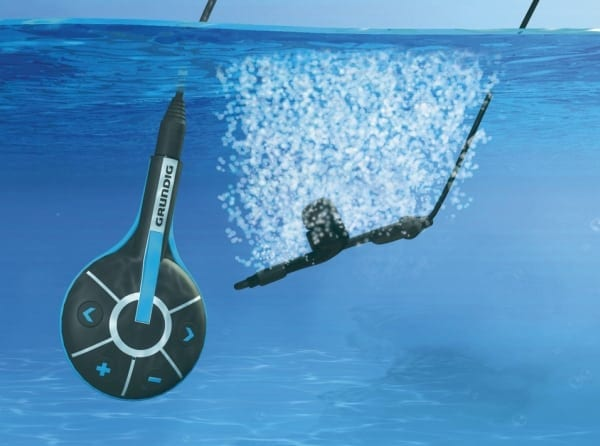 Muzică sub apă