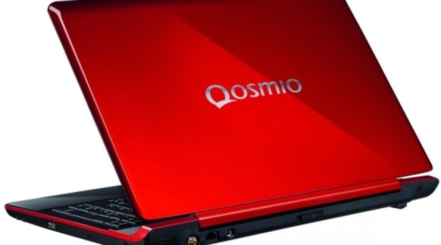 Funcţii 3D cu Qosmio F60