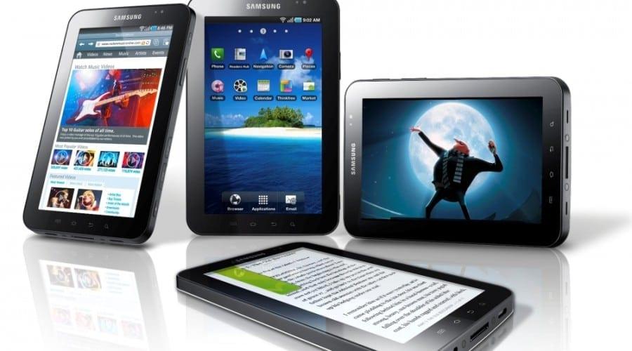 Samsung Galaxy Tab, lansat oficial