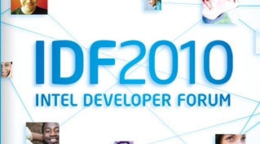 """""""Viitorul ţi-a rezervat un loc"""" la Intel Developer Forum"""