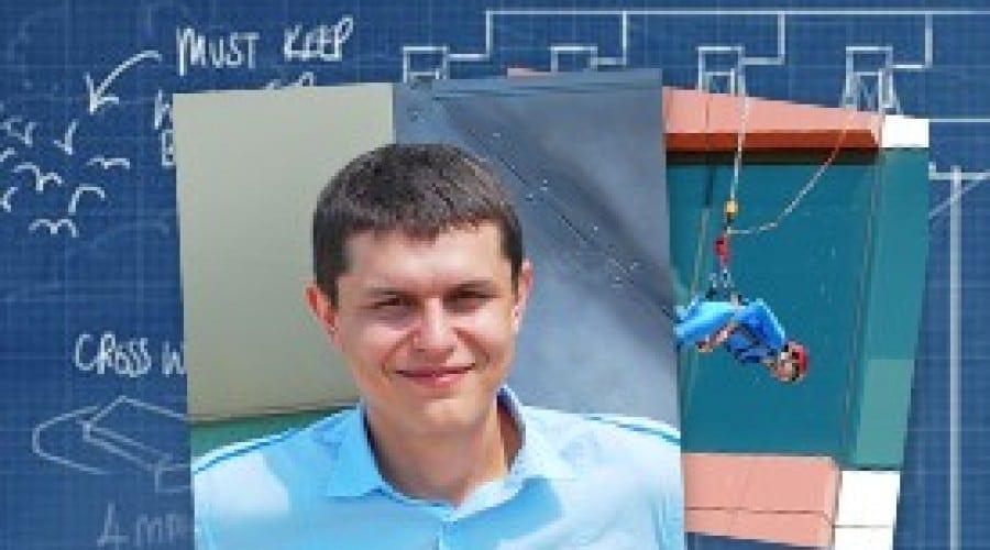 Angajaţii Intel România, vedete în Bass Jump