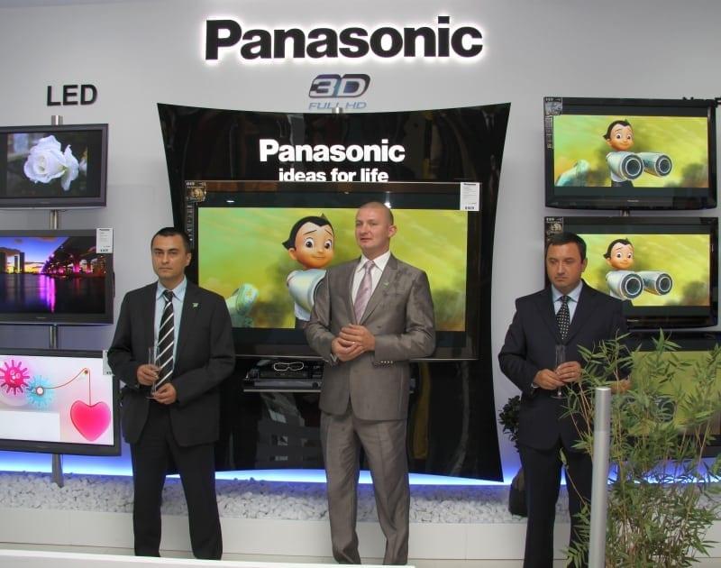 Primul magazin Panasonic dintr-o nouă serie, în Unirea Shopping Center