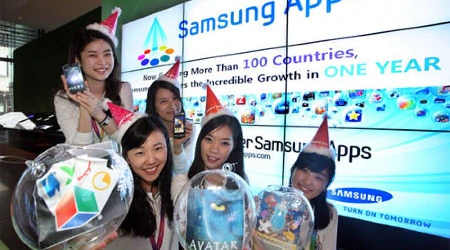 Samsung Apps la aniversarea de 1 an