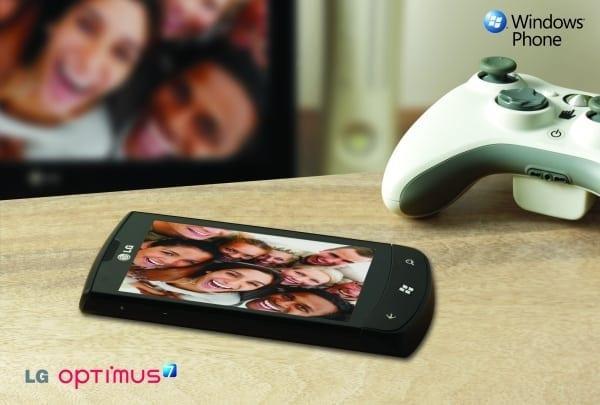 LG Optimus 7, un nou capitol